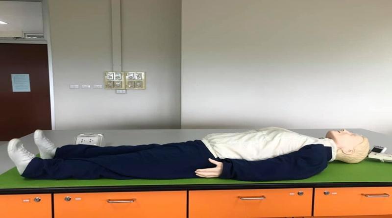 พบกับ Anne หุ่นปฏิบัติการช่วยฟื้นคืนชีพ (CPR)